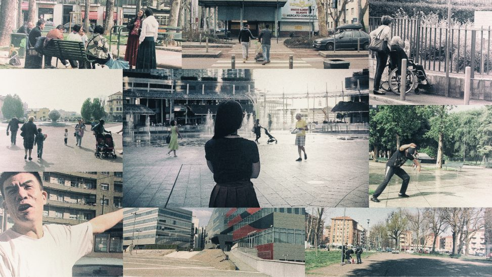 Piazza Del Calendario 3 Milano.Piazze Di Milano Tra Passato E Futuro Due Mappe Fareluogo It